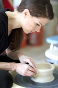 Alyssa Black - pottery classes